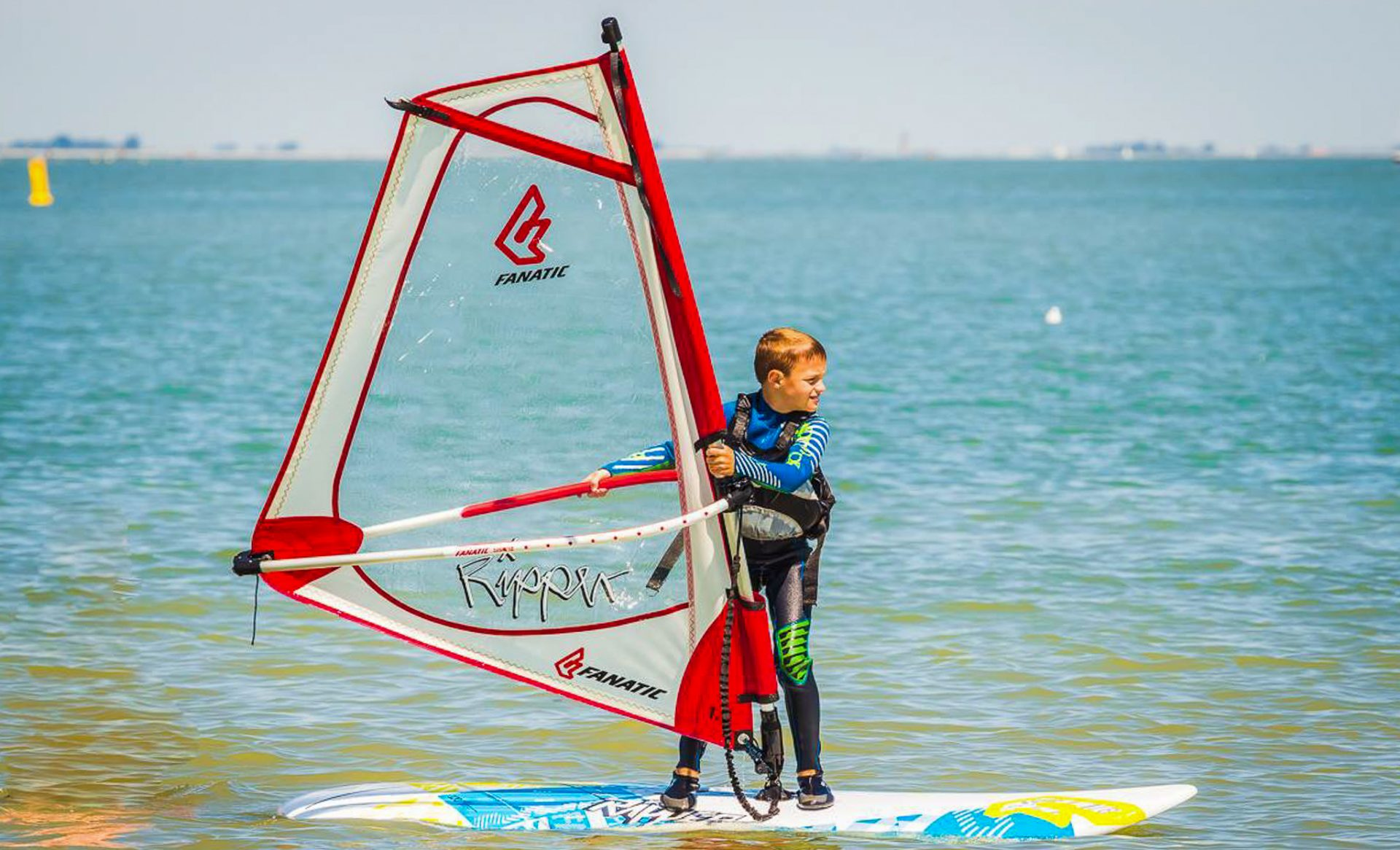 Windsurfles kids