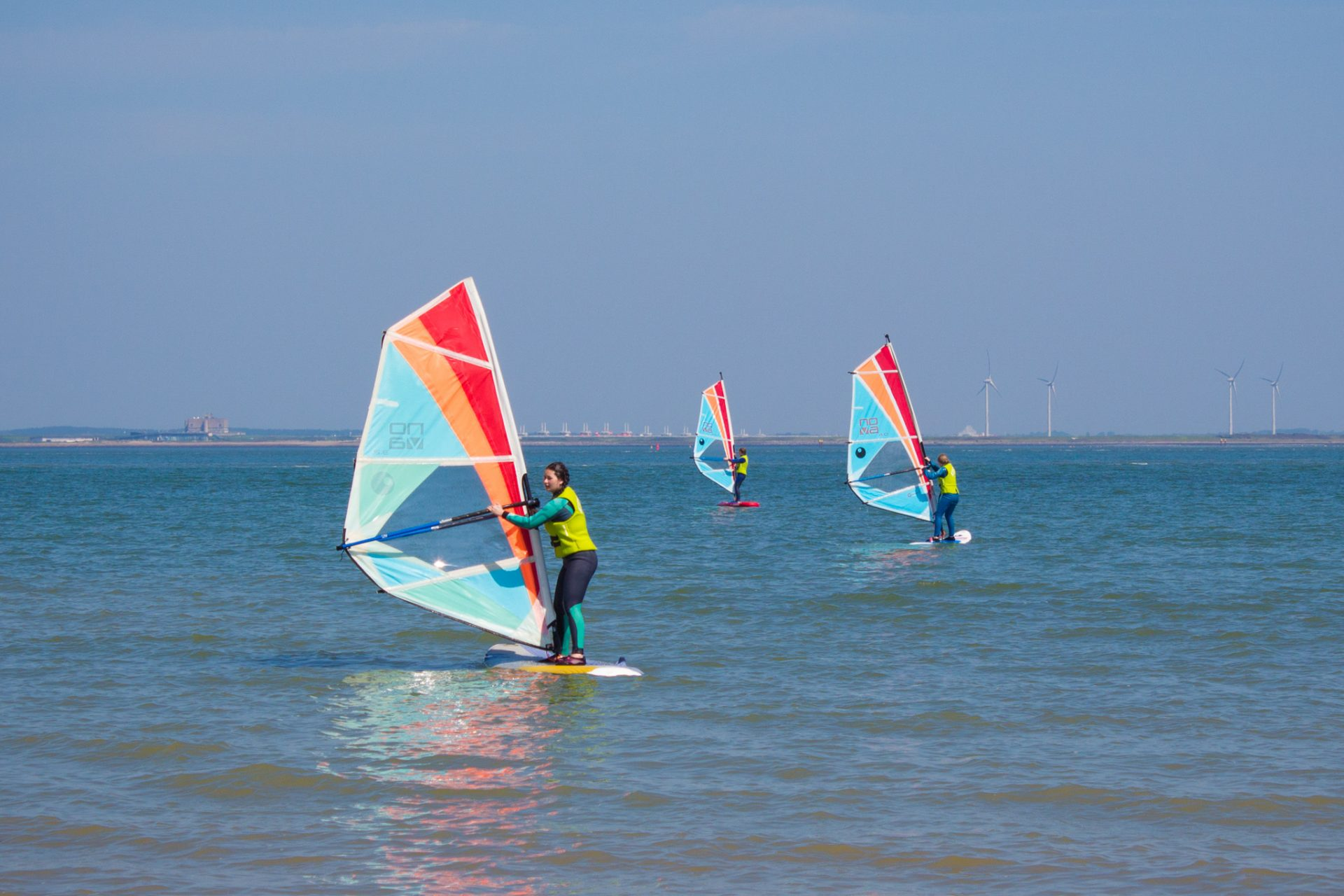 Windsurfles prive